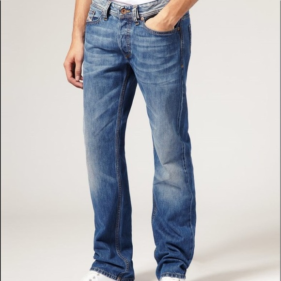 "2c95f047 Diesel Other - Diesel ""Viker"" Regular Straight Fit Jeans"